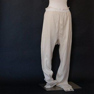 Vintage 1950s Military Issue Long Underwear